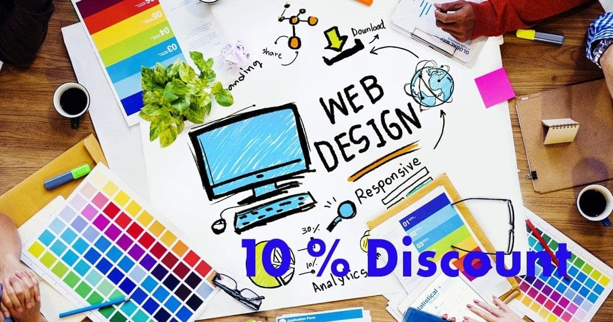 Web Design plus Hosting