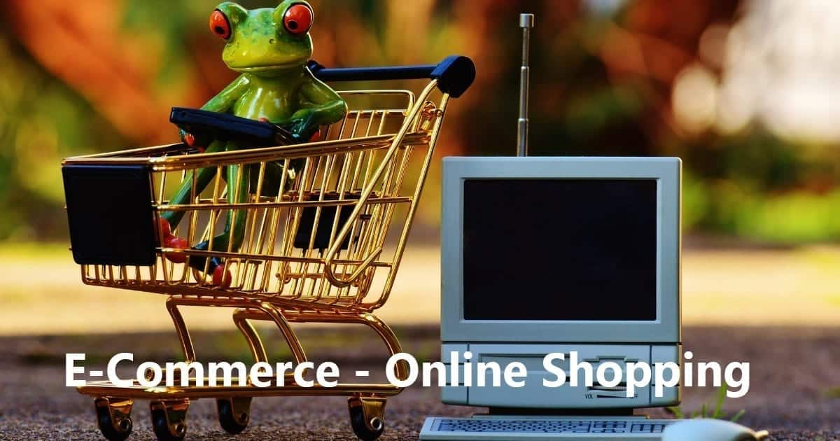E-Commerce - Online Shopping
